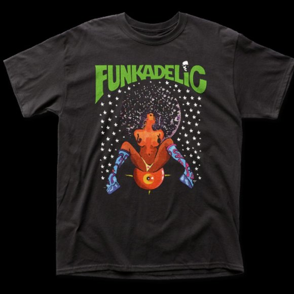 Funkadelic Other - Funkadelic – Free Your Mind Men's S/S Tee Shirt